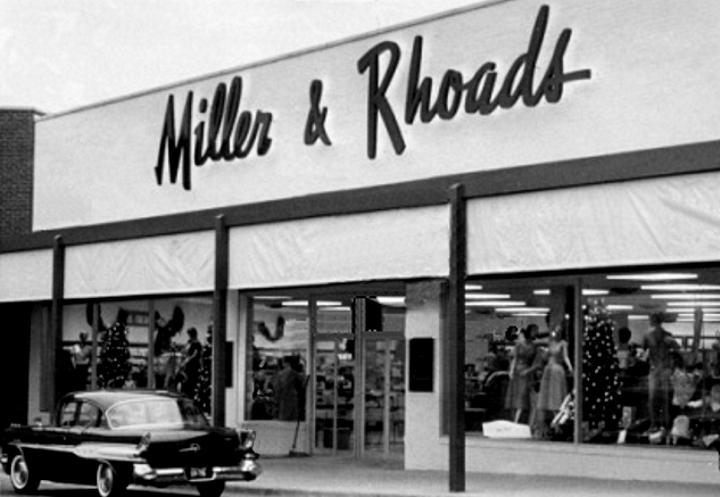The Department Store Museum Miller Rhoads Richmond Virginia