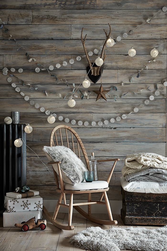 Como hacer elementos de decoracion de NAvidad faciles y baratos