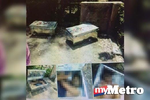 Mayat Sepasang Kekasih Dalam Peti Bukan Di Malaysia
