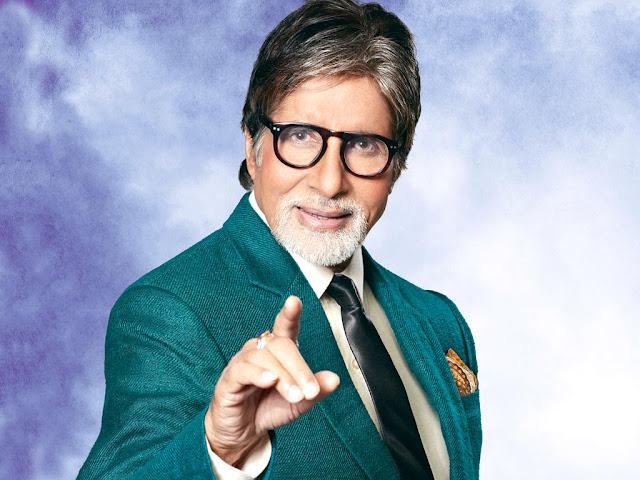 """Big B's next is titled """"Eve"""""""