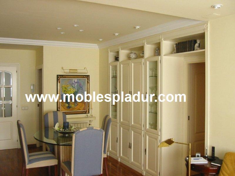 Pladur barcelona octubre 2011 - Muebles de escayola ...