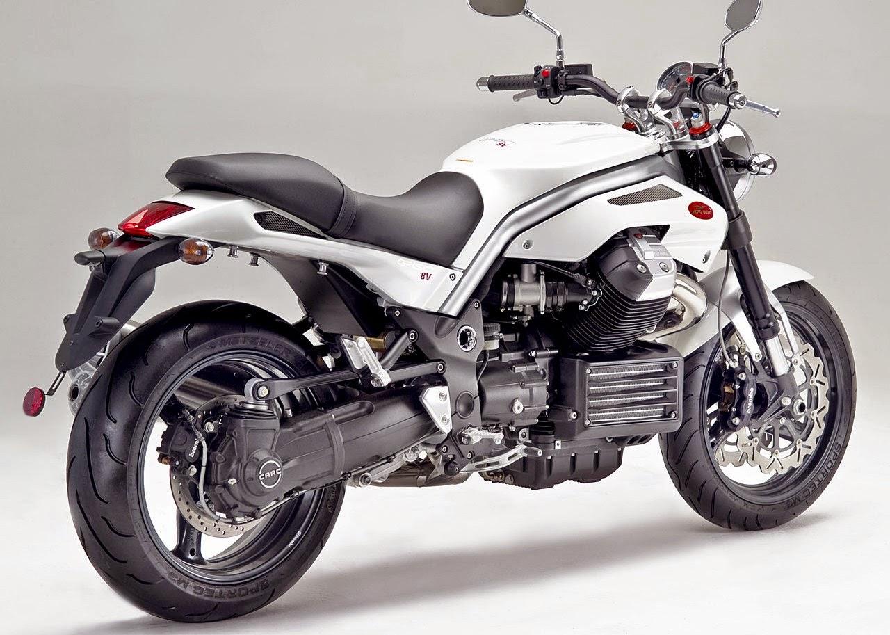 Moto Guzzi Breva 1200 Sport Motorcycles