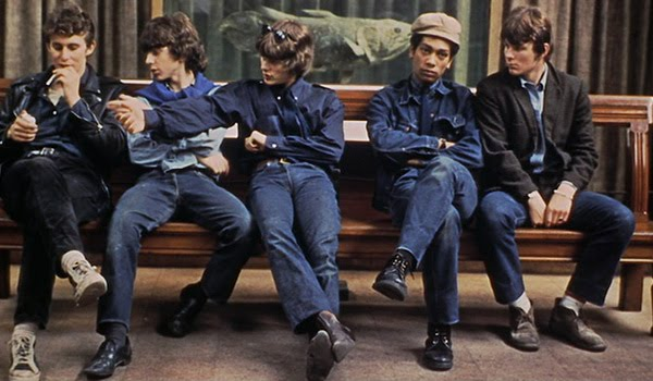 Oi The Suedehead To Sir With Love 1967