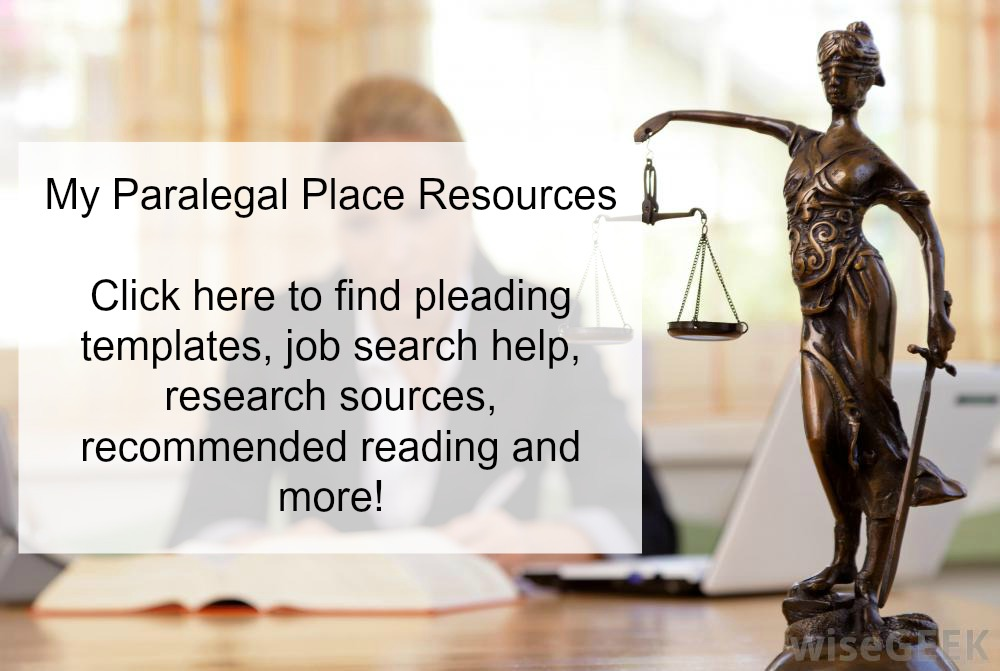 My Paralegal Place: Freebies, Templates & Downloads