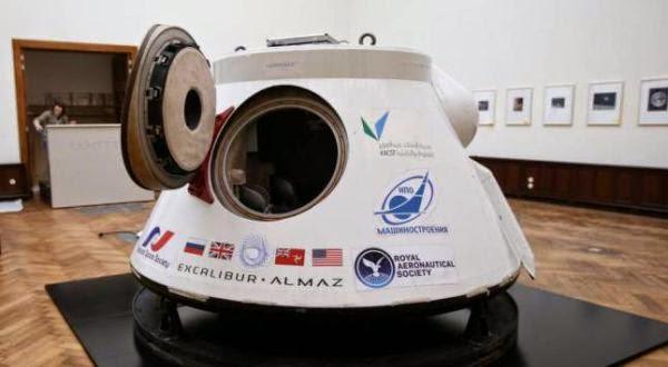 pesawat antariksa, rusia
