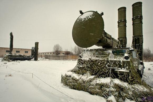 Sistem rudal pertahanan udara S-400 Triumph