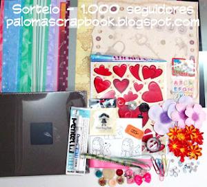 Super Soretio Paloma Scrapbook & Arte