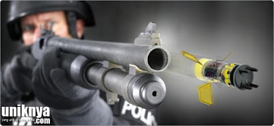 5 Senjata Canggih yang Tidak Mematikan