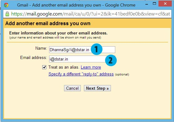 how to use verification code in gmail