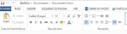 Microsoft Office online gratuito