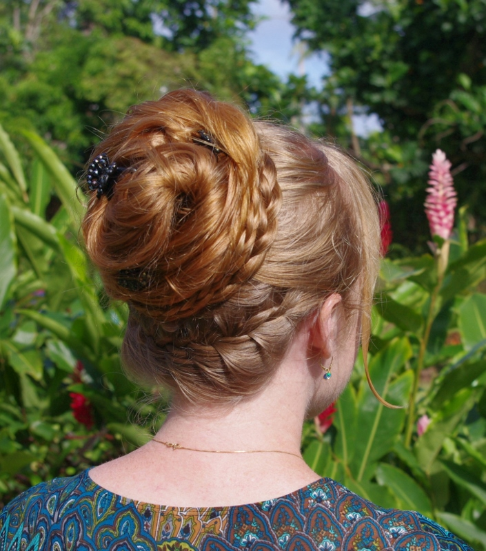 braids amp hairstyles for super long hair ginger rogers updo