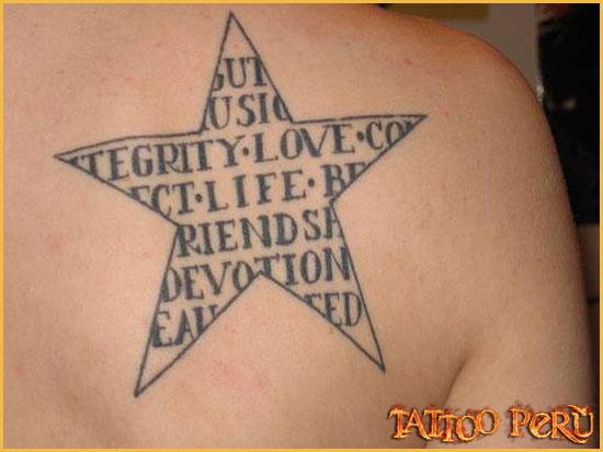 Las mejores fotos de Tatuajes para que puedas conocer como quedan en todas las zonas del cuerpo, así como también todo tipo de tatuajes para que disfrutes de obras de artes:  01_tatuaje_de_estrella_en_el_homoplato
