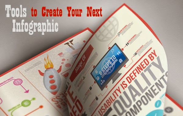 Tools to Help You Create Your Next Infographic