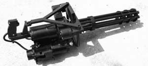 Mr Minigun Movie Props. The Blog of KillBucket Bivens