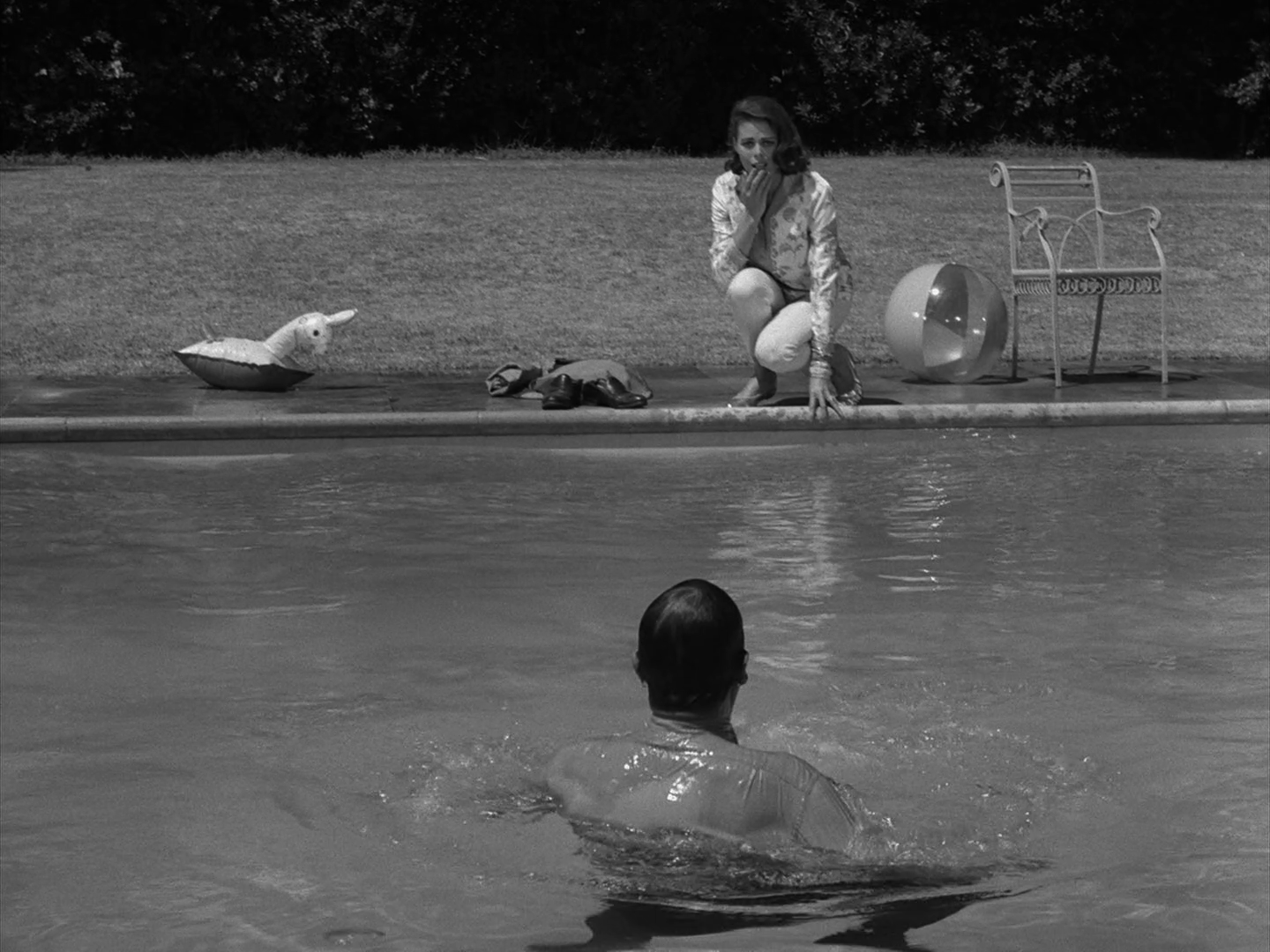 my life in the shadow of the twilight zone episode spotlight the bewitchin 39 pool 6 19 1964