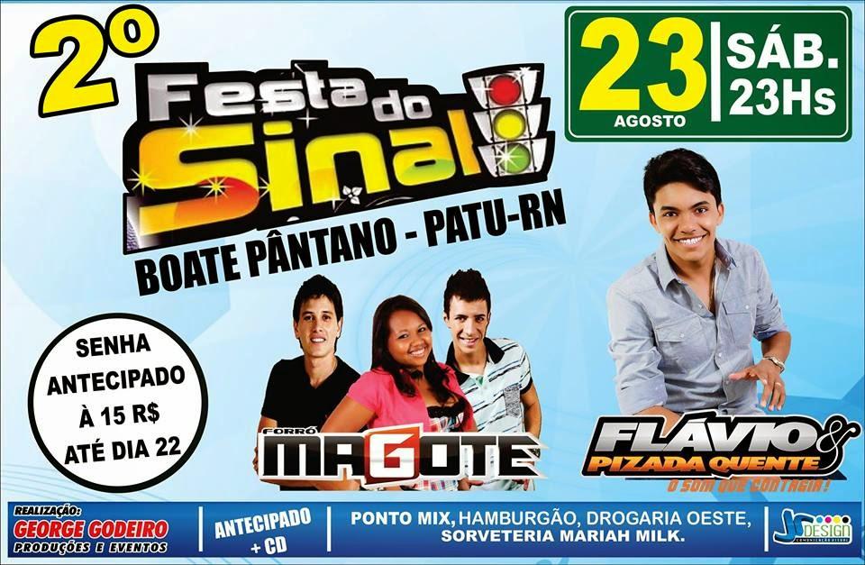 2- Festa Do Sinal Na Boate Pântano -Patu RN