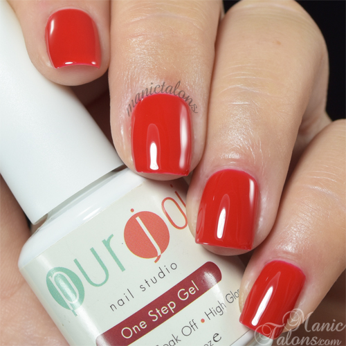 Purjoi One Step I Still Got It Swatch