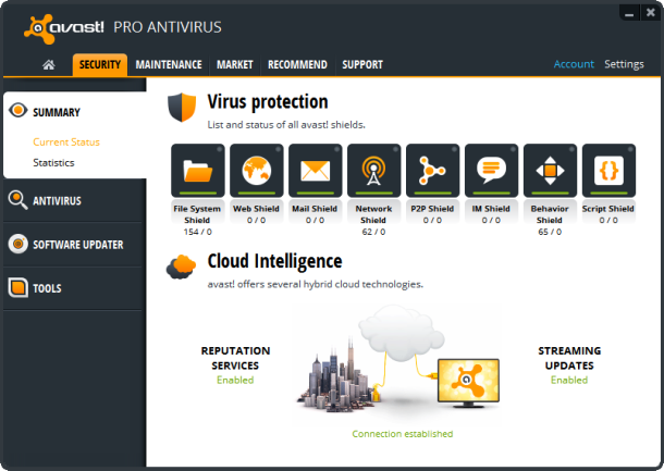 avast license upto 2050