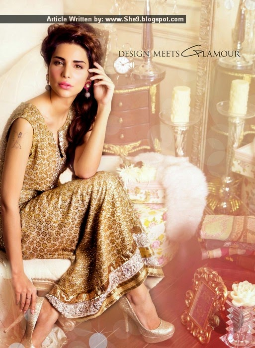 Sehrish's L'Atelier De Couture in Pakistan