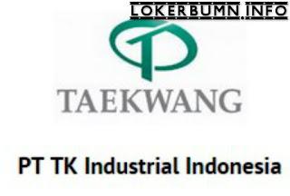 Lowongan Kerja PT TK Industrial Indonesia Di Jawa Barat