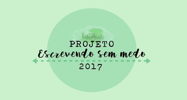 ESCREVENDO SEM MEDO 2017