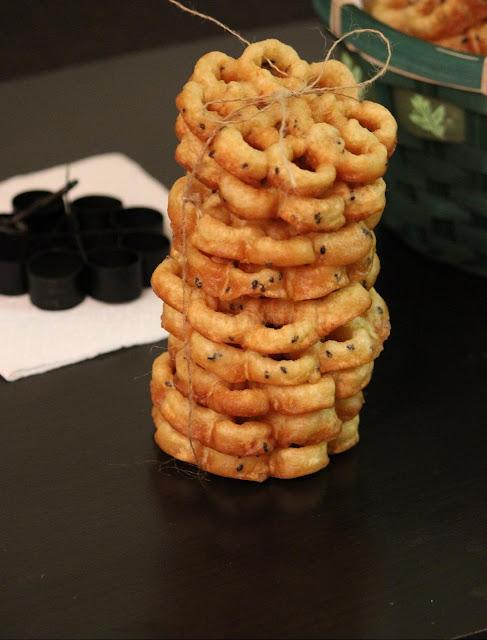 Kerala Style Rosette Cookies / Achappam- Flavors of Kerala & Award Time !!!