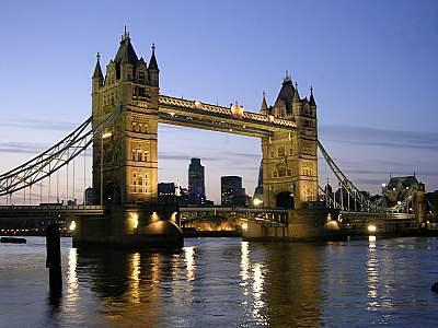 London....