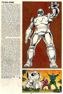 Tess Uno (ficha marvel comics)