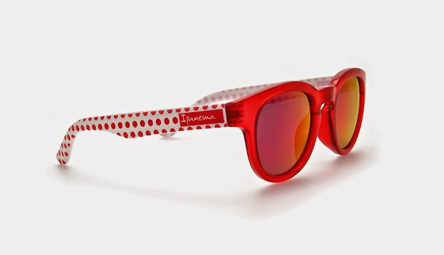 Red Ipanema Sunglasses