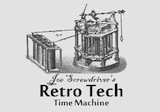 Retro Tech Time Machine