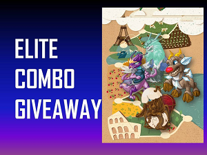 Its an elite giveaway!