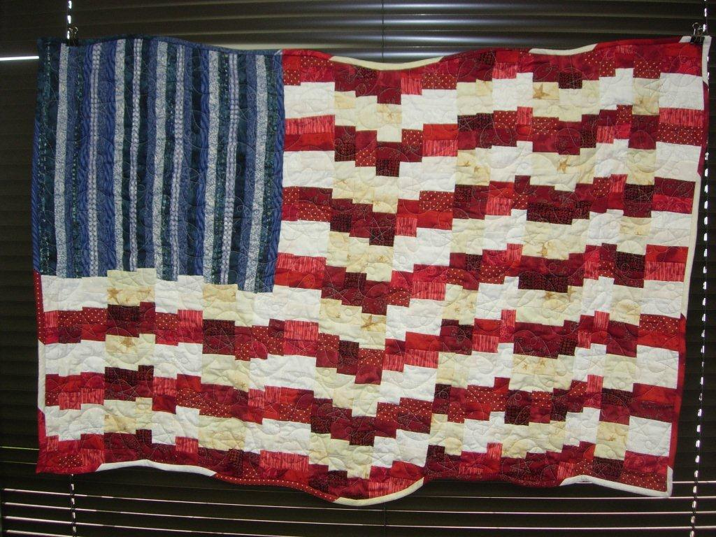 Color My World Bring On The Red White And Blue