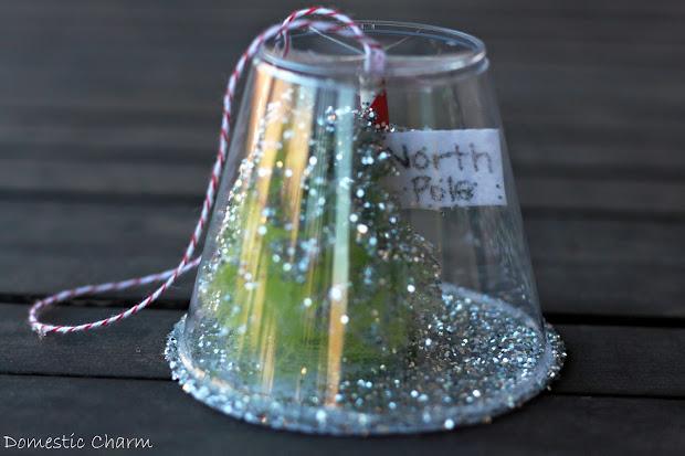 Kids Homemade Christmas Ornaments Ideas