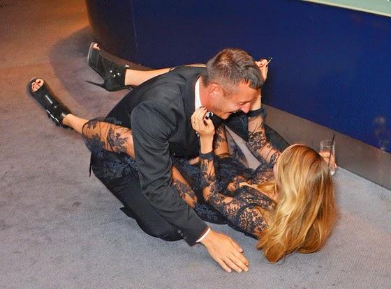 Cara Delevigne Premios GQ 2014