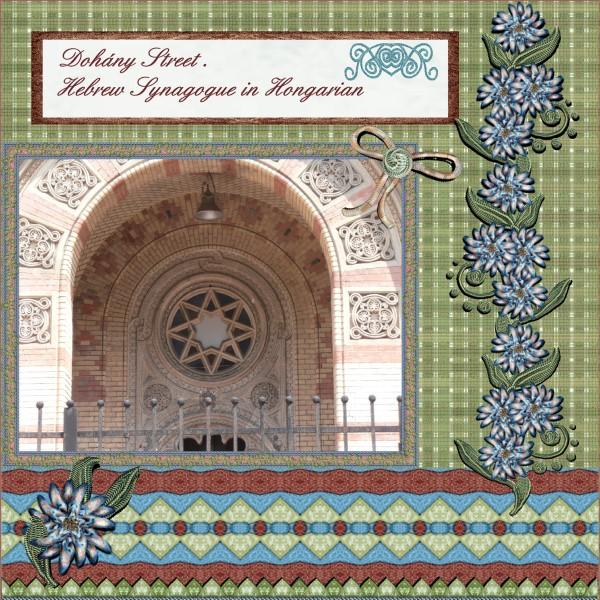 June 2016 -Synagogue 2