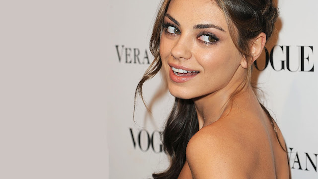 Top 20 Most Beautiful Female Celebrities: Mila Kunis