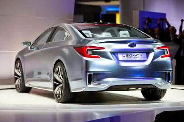 2015 Subaru Legacy Price Canada Release Date