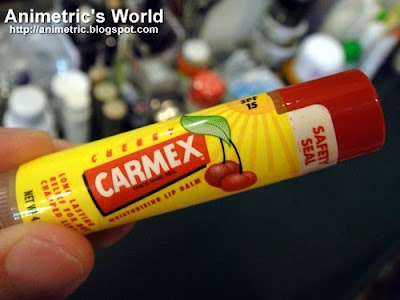 Carmex Lip Balm Review