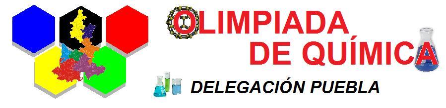 Olimpiada Estatal de Química - Puebla