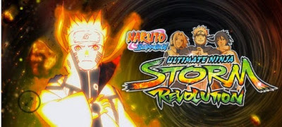 Download Game Naruto Shippuden Ultimate Ninja STORM Revolution Untuk PC