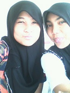 with my BFF -yana-