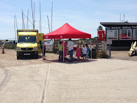 South East Coast Ambulance Service & Rother Responders at Rye Harbour RNLI Station Open Weekend