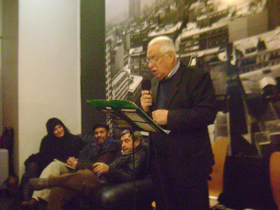 Poeta Claudio Schudeck