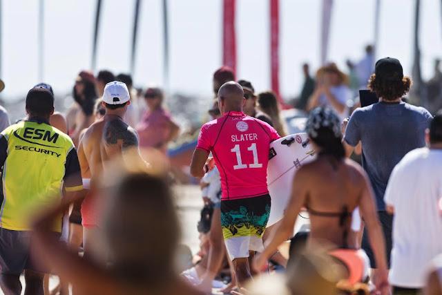 10 Quiksilver Pro Gold Coast 2015 Kelly Slater Foto WSL Kelly Cestari
