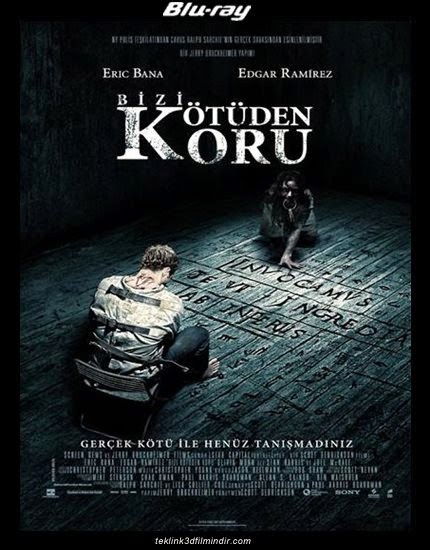 Bizi Kötüden Koru: Deliver Us from Evil (2014) afis