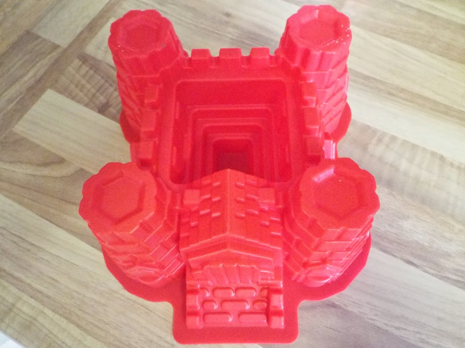 Recipes for silicone cake moulds