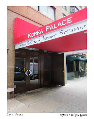 Image of Korea Palace restaurant Midtown East NYC, New York