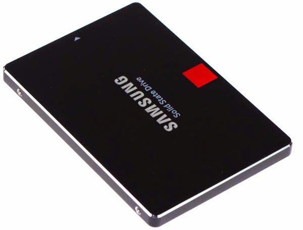 Solid-State Drives Go 3D - samsung ssd 850