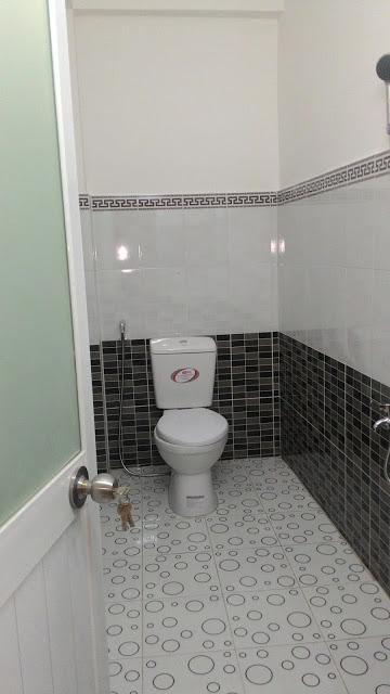 Toilet sạch sẽ
