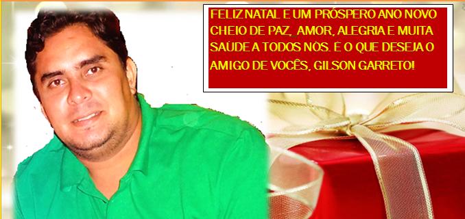 GILSON GARRETO E FAMÍLIA DESEJA: